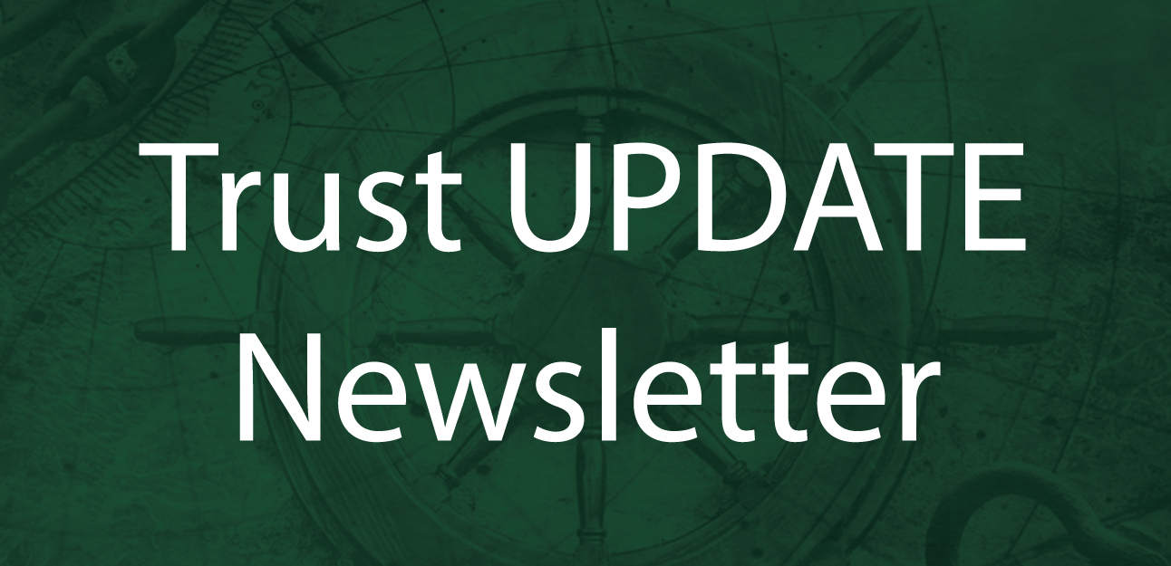Logo for Trust UPDATE Newsletter